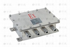explosion proof decoder stainless steel