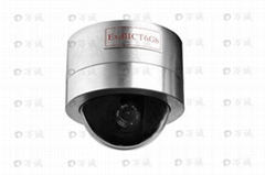 explosion proof dome cam