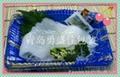 一次性生鲜托盘透明托盘海鲜托盘