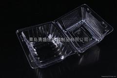 一次性吸塑包装盒透明盒食品包装盒