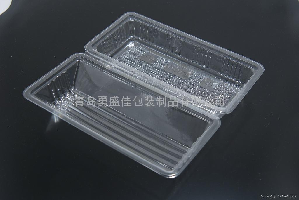 一次性吸塑包装盒透明盒食品包装盒  2