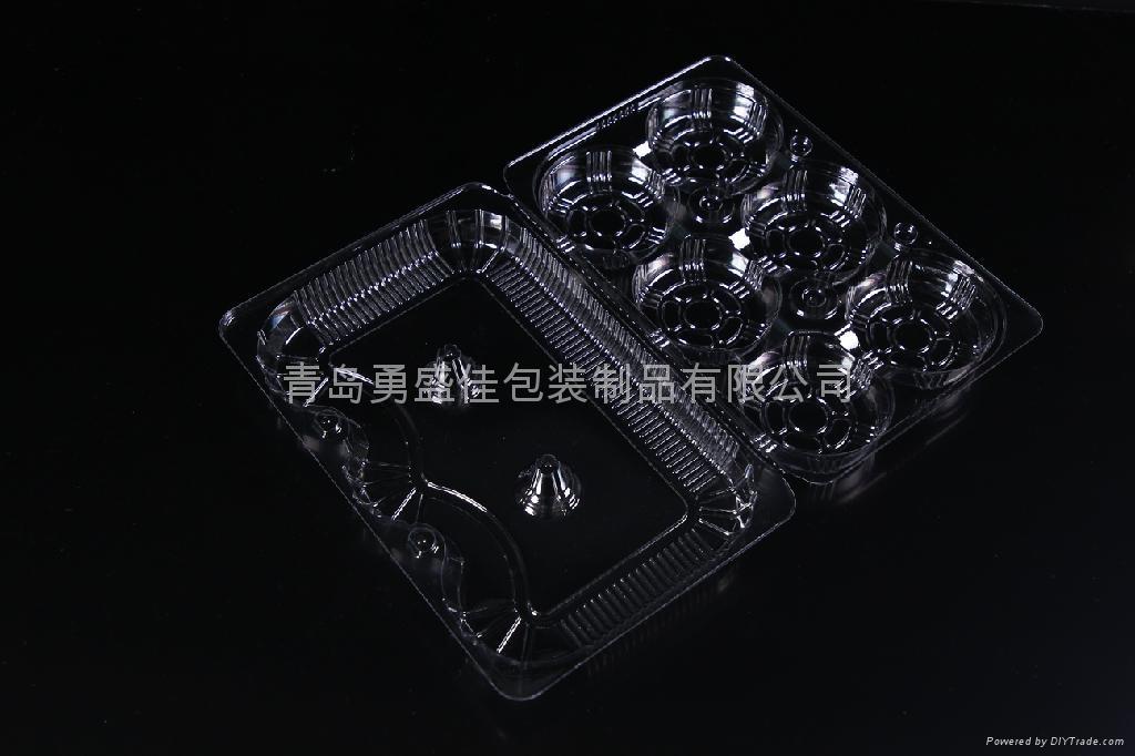 一次性吸塑包装盒透明盒食品包装盒  3