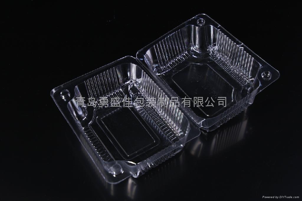 八角盒透明盒 一次性 3