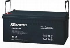 太陽能用鉛酸蓄電池