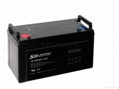 太陽能用蓄電池12v120ah