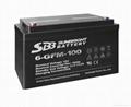 UPS用铅酸蓄电池12v100
