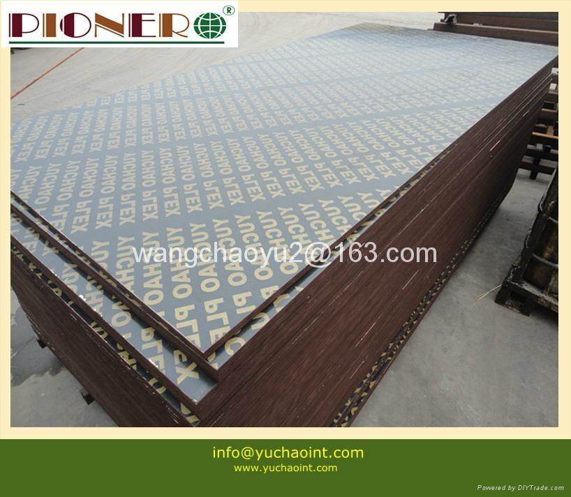 1250X2500X21MM /18MM FILM FACED PLYWOOD