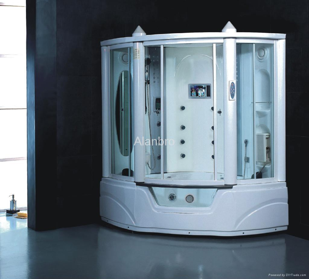 100 Steam Shower Whirlpool Bath Combination Best 25