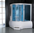 steam shower room sauna house spa
