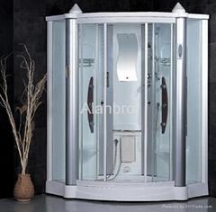 acrylic glass steam show