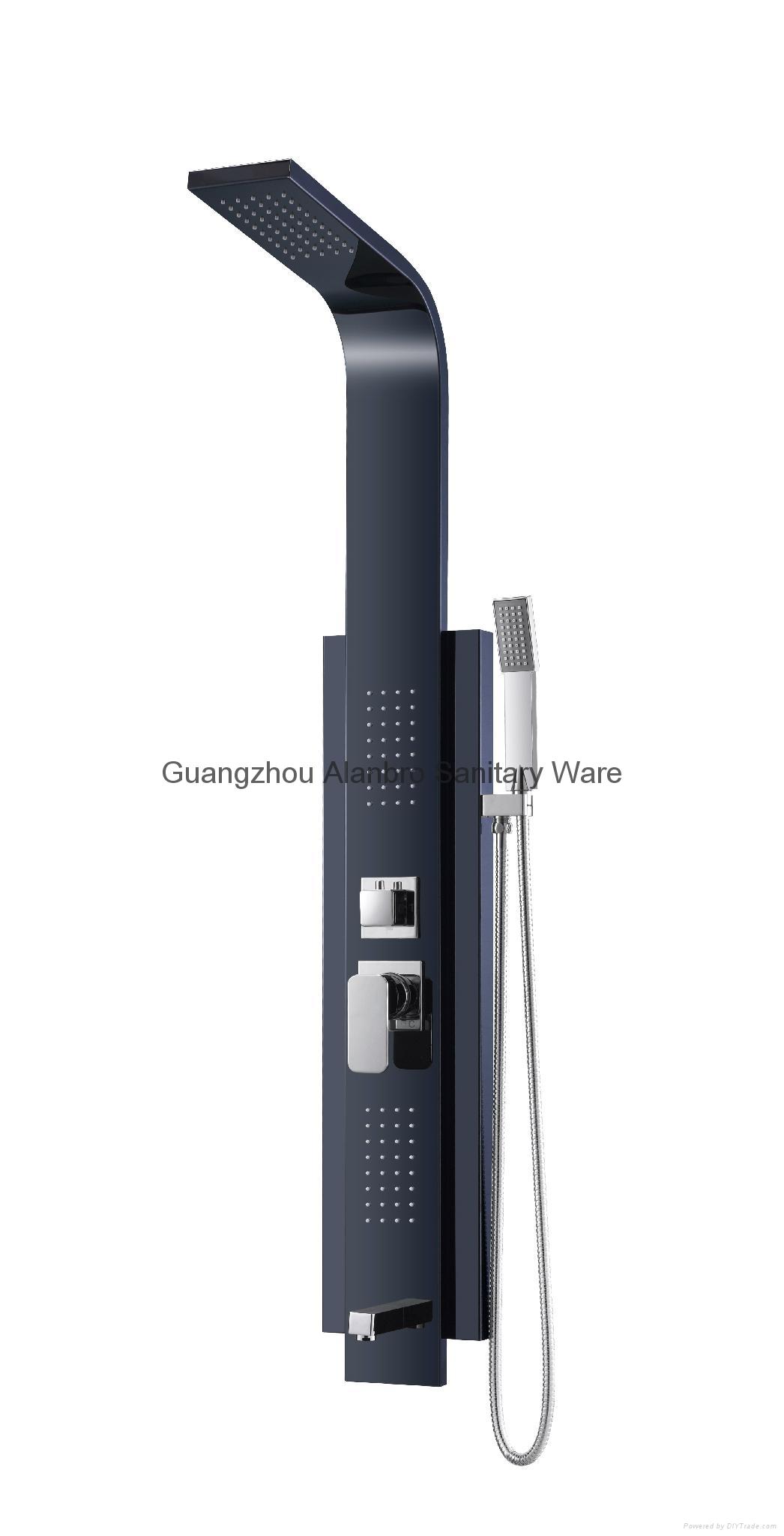 shower panel shower head  shower set G2018A-D-WS for steam shower room 5