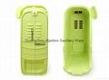 indoor portable bathtub food grade PP5 material plastic bathtub for adult 3