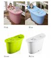 成人塑料浴缸 2