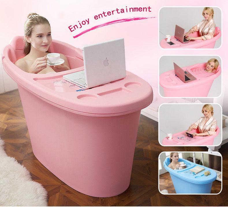 成人塑料浴缸 4