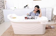 indoor portable bathtub food grade PP5