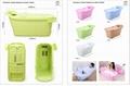 成人塑料浴缸 3