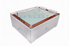 luxury Whirlpool bathtub hydro massage bathtub BC650 from China