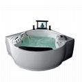 Indoor Portable Bathtub Food Grade Pp5 Material Plastic
