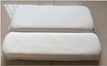 PVC foam sponge bathtub pillow  headrest sucker bath head pillow bath pillow  3