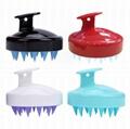 Scalp Shower Wash Hair Massage Brush