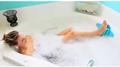 Feet Cleaner Feet Shower Spas Exfoliating Easy Cleaning Brush 5