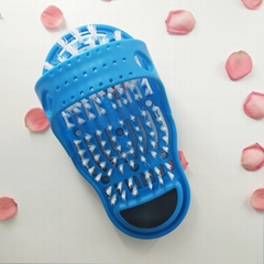 Magic Foot Scrubber Feet Shower Spas Foot Massager Easy Cleaning Brush