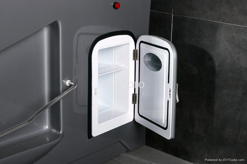 Steam Shower Room Combo With Sauna And Spa Bathtub