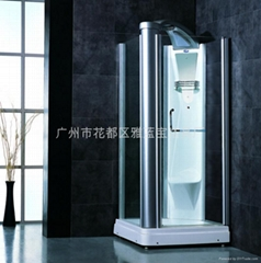 glass shower room shower