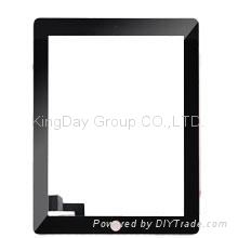 iPad 2 Touch Screen Digitizer Black OEM