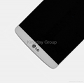 LG G3 D855 LCD Screen and Digitizer Assembly With Front Housing Original 5