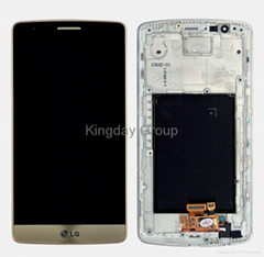 LG G3 D855 LCD Screen and Digitizer Assembly With Front Housing Original
