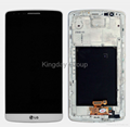 D855 LCD Screen and Digitizer Assembly With Front Housing Original White