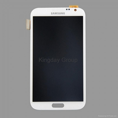 For Samsung Galaxy Note II N7100 LCD Screen and Digitizer Assembly OEM