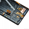 Nokia Lumia 930 LCD Display and Touch Screen Digitizer Assembly with Frame Black 3