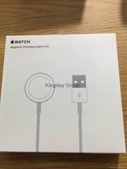 Apple Watch USB Magnetic Charging Lightning Cable White OEM