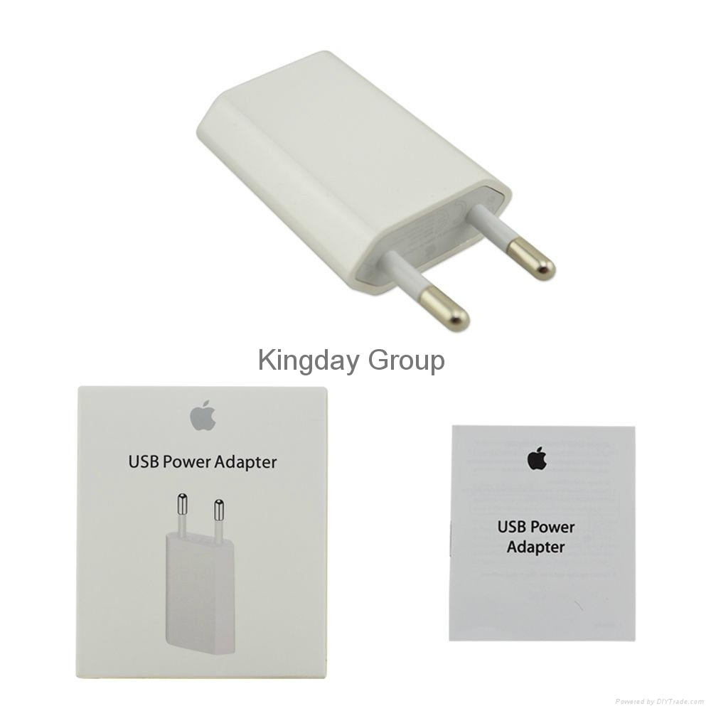 apple iphone 5 5c 5s 6 6 plus usb power adapter eu plug. Black Bedroom Furniture Sets. Home Design Ideas