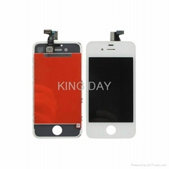 iPhone 4S LCD Display Digitizer Touch Screen Assembly with Frame OEM