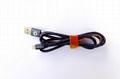 Denim Fabric iPhone Lightning USB Cable for iPhone 6 6S 6 Plus 7 Plus 2