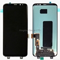 For Samsung Galaxy S8 LCD Display Touch