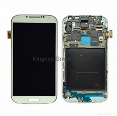 For Samsung Galaxy S4 i337 M919 LCD Screen and Digitizer Assembly with Frame OEM