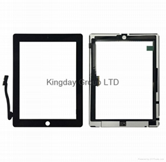 iPad 3 iPad 4 Touch Screen Digitizer Black OEM