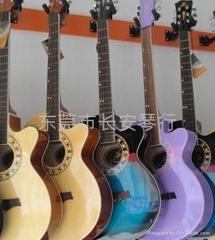 38寸学生木吉他