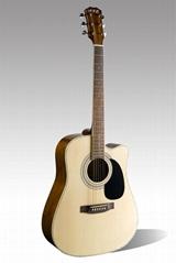 41寸民谣吉他