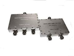 VHF/UHF WIDTH BAND POWER DIVIDER