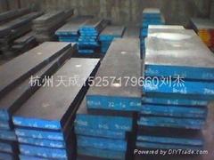 浙江模具钢材CR12 CR12MOV CR12MO1V1