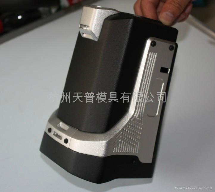 鋁合金氧化處理類手板模型製作 1