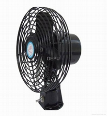 "6"" deluxe heavy duty all metal dash fan"