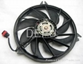 12V Auto cooling  Fan for PEUGEOT