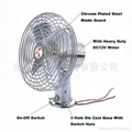 "6"" deluxe all metal fan"