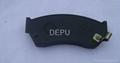 semi-metal car brake pad D451